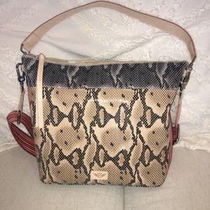 Consuela Snake Margot Sling Bag